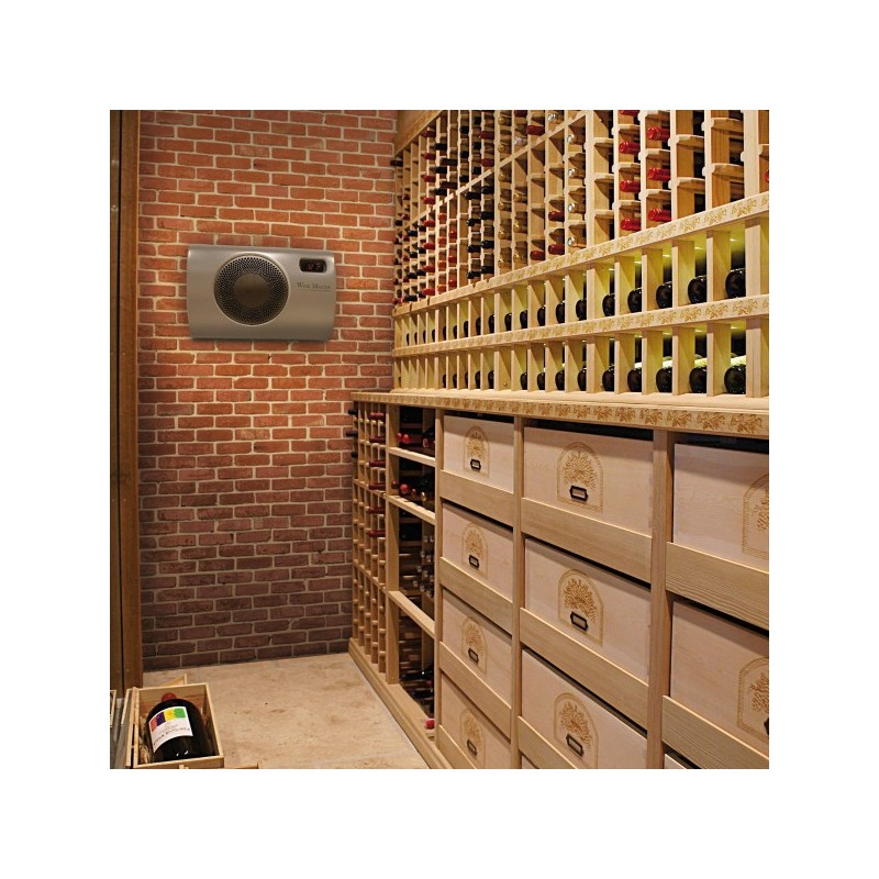 Wine C25SR - Winemaster Fondis